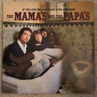 Mamas & The Papas ‎, If You Can Believe Your Eyes  And Ears ( NEW)