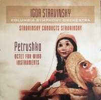 Igor Stravinsky, Columbia Symphony Orchestra ‎– Petrushka / Octet For Wind Instruments : штрих-код  8719039005413