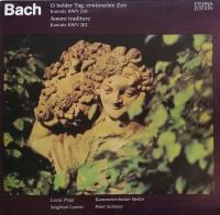 Bach* ‎– O Holder Tag, Erwünschte Zeit. Kantate BWV 210. Amore Traditore. Kantate BWV 203
