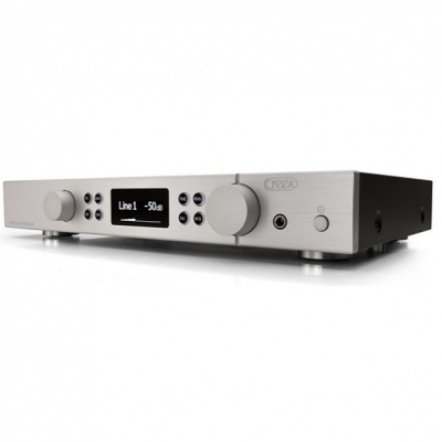 Усилитель интегральный CREEK Evolution 100A (DAC/BT/FM) Integrated Amplifier Silver
